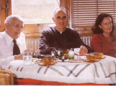 P.Alba, Loles y su padre