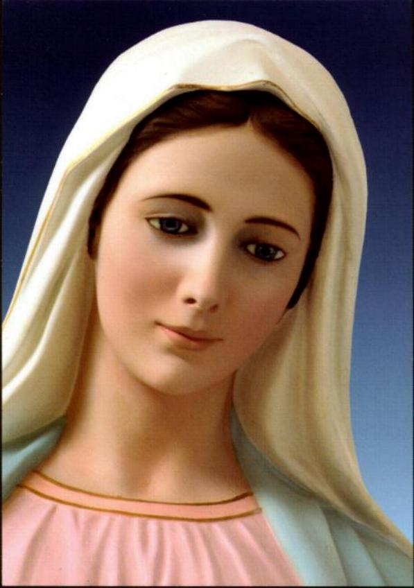 Resultado de imagen de devocion de los santos a la virgen