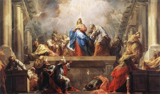 Pentecost_s._Restout_Jean_II_1732_Museo_du_Louvre_Par_s