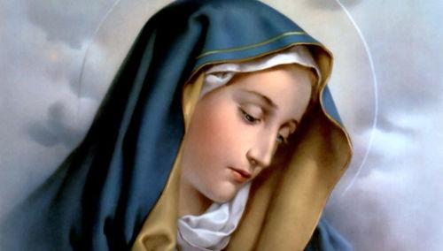 O Mundo Inteiro Espera A Resposta De Maria: Meditación 70: Mater Dolorosa
