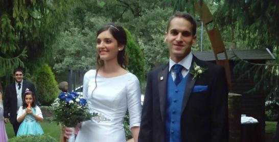 boda Jesús y Núria