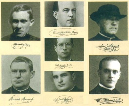 sacerdotes martires de leon
