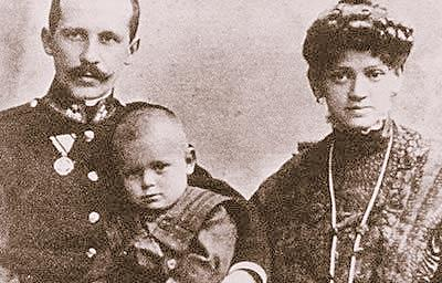 S.S. Juan Pablo II y sus papás