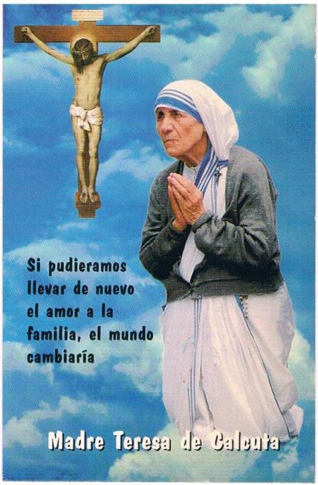 Madre Teresa De Calcuta Contracorriente