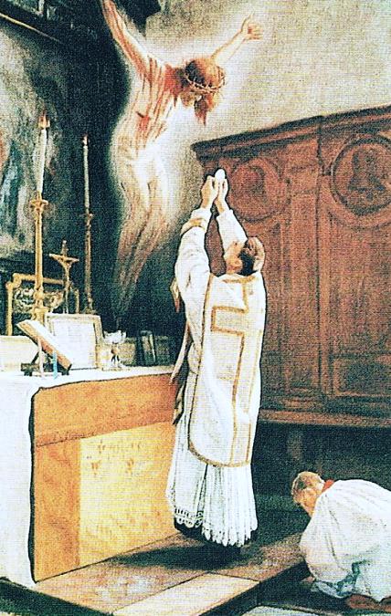 El Santo Sacrificio de la Misa | Contracorriente