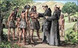 Misioneros en la Conquista de América