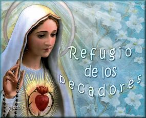 Corazón de María - refugio de pecadores