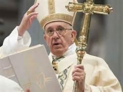 Papa Francisco - bendición