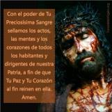 Sangre de Cristo - Paz y ternura