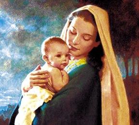 Virgen María - Esperanza y alegría