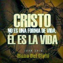 Cristo Él es la vida