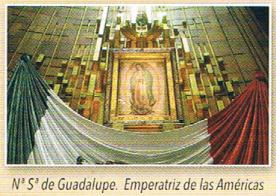 Hispanoamérica - Nª Sª de Guadalupe