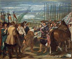 Historia de España - Velázquez_Las_Lanzas_(Museo_del_Prado,_1634-35).jpg
