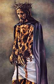 Jesucristo llagado