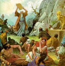 Moises y el becerro de oro.jpg