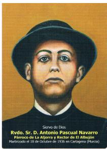 Rvdo. Antonio Pascual