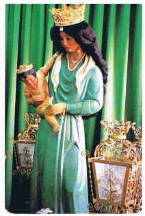 Virgen Gitana
