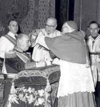 Franco y la Iglesia