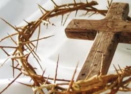 La Pasión y muerte en Cruz