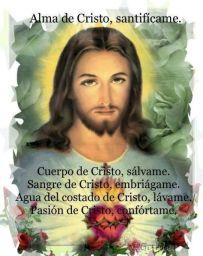 Sangre de Cristo - salvame