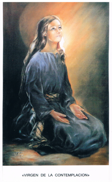 Virgen de la contemplación