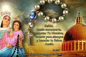 Virgen María abridme las puertas de Cielo