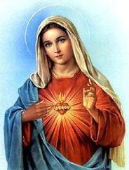 Corazon Inmaculado de María