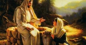 Cristo agua viva