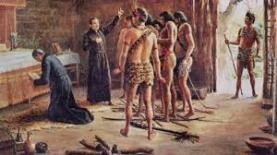 Hispanoamérica - Misioneros en las indias