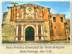 Hispanoamérica Universidad Sto. Tomás de Aquino