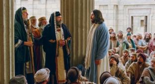 Jesus y los saduceos