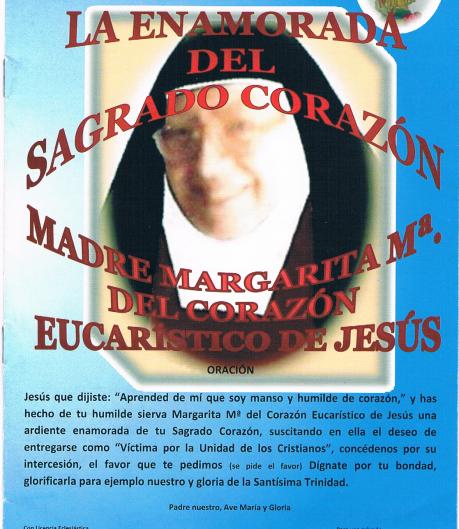 Madre Margarita Mª