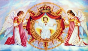 Niño Jesús, Sol de gracia