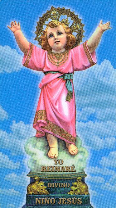Niño Jesús Yo Reinaré