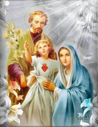 Sagrada Familia - Corazón del Niño Jesús