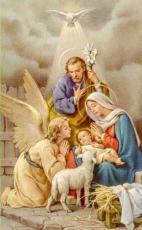 Sagrada Familia y Espíritu Santo