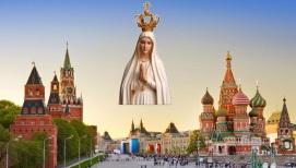 Virgen de Fátima - Consagración Moscow-Russia