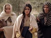 Jesús consuela a las mujeres
