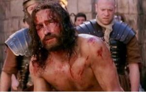 Jesús despojado de las vestiduras