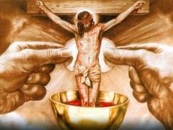 Jesucristo en la Eucaristía
