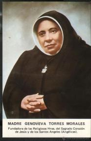 Madre Genoveva Torres