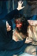 María encuentra a Jesús - Via Crucis