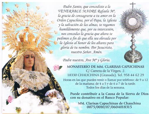 MM. Clarisas Capucinas