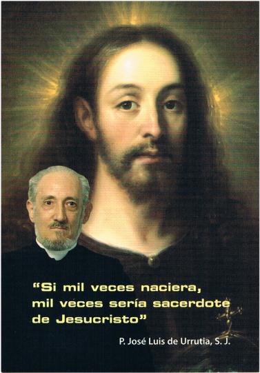 P. José Luis de Urrutia, S.J.