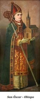 San Óscar - Obispo