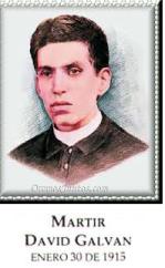 San David Galván