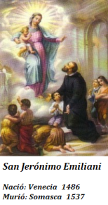 San Jerónimo Emiliani