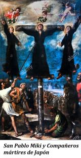 San Pablo Miki y Compañeros