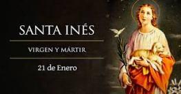 Santa Inés - Virgen y mártir