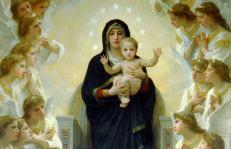 Virgen María - Reina Ángeles